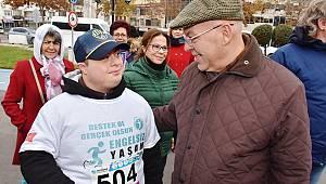 Başkan Eşkinat Dünya Engelliler Günü Etkinliklerini Takip Etti