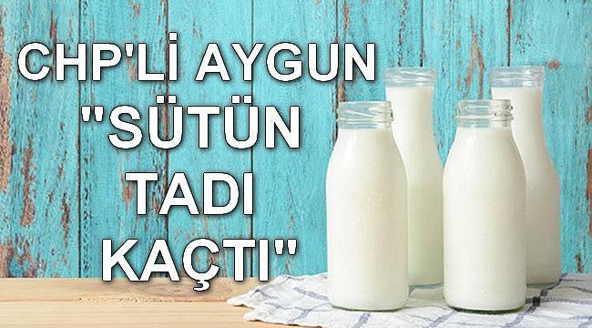 CHP'li Aygun,