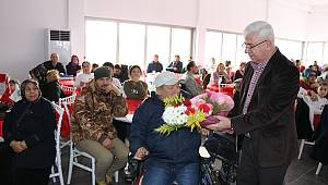 Ergene'de 3 Aralık Dünya Engelliler Günü Coşkuyla Kutlandı
