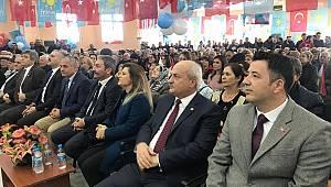 İYİ Parti Şarköy Adayını Tanıttı