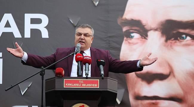 Kesimoğlu ''CHP Genel Merkezi Kararını Gözden Geçirmelidir''