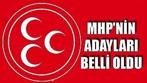 MHP'nin Tekirdağ Adayları Belli Oldu
