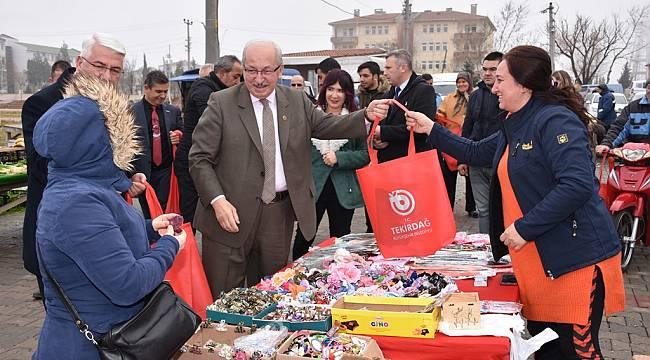 Tekirdağ Büyükşehir Belediyesi Sıfır Atık Projesinde Öncü Oldu