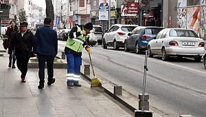 Temiz Bir Çevre Sağlıklı Bir Şehir İçin Çalışıyoruz
