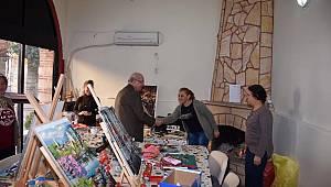 Başkan Kadir Albayrak'tan TEMEK Kursiyerlerine Ziyaret