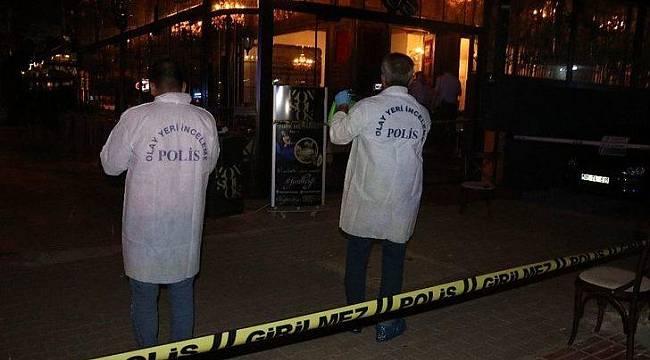 Restoranda Silahlı Kavga, 3 Yaralı