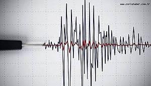 5.4'lik Deprem Tekirdağ'dan Hissedildi
