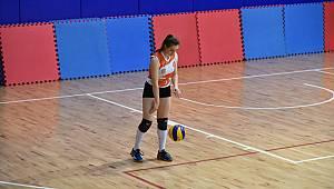 Beyza Adalı Tekirdağ Voleybol Sezonu Genç ve Yıldız Kızlar Final Maçları Playoff Statüsü