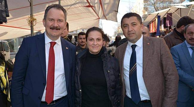 """""""KADIN DOSTU BELEDİYE OLACAĞIZ!"""""""
