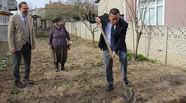 """Sarıer, """"1 Nisan AK Parti'nin Ergene'de Zaferi Olacak"""""""