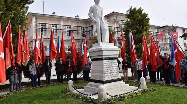 23 Nisan Ulusal Egemenlik ve Çocuk Bayramı Tekirdağ'da Coşkuyla Kutlandı