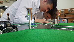 Liseliler Bu Projeyle 'Bir Fikrim Var' Yarışmasında İddialı