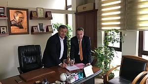 Tekirdağ Birlik Yem İle Malkara Süt Üreticileri Arasında Satış Protokolü İmzalandı