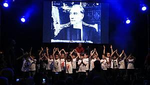 19 Mayıs Coşkusu 100.Yılında Kırklareli'nde Yaşandı.