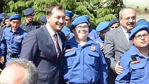 Başkan Yüksel 'Temsili Askerlik Uygulaması Yemin Töreni' Programına Katıldı