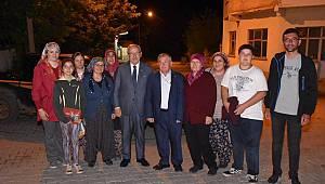 Büyükşehir Belediyesi Sahur Programları Karaiğdemir Mahallesi İle Devam Etti