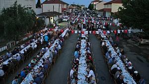 Ergene'de Ramazan Ayında Sevgi Sofralarında Buluşuyoruz