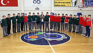 Genç Basketbolcularımız TBF Takibine Alındı