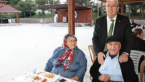 Sevgi Sofralarının Sonuncusu Marmaracık Mahallesinde Kuruldu
