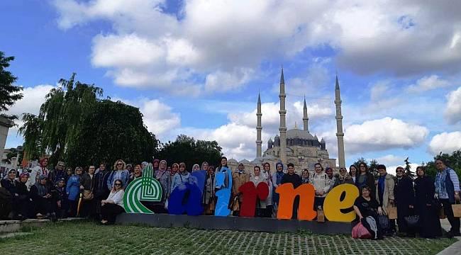 Süleymanpaşalılar Edirne'de Unutulmaz Bir Gün Geçirdiler
