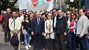Tekirdağ Büyükşehir Belediyesi'nden Edirne'ye Kültür Gezileri