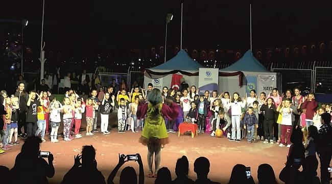 Tekirdağ Büyükşehir Belediyesi'nden Ramazan Eğlencesi