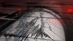 Tekirdağ Depremle Sallandı