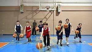 TREDAŞ Spor Basketbol'da Geleceğin Yıldızlarını Arıyor
