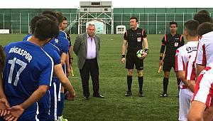 U19 Türkiye Şampiyonası Müsabakaları Başladı