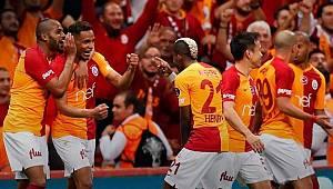Zirvenin Sahibi Galatasaray