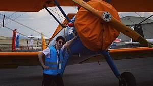 Çorlulu Ataberk Düşen Uçakta Hayatını Kaybetti