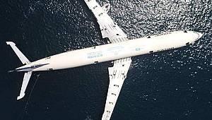 Dünyanın En Büyük Uçak Batığı Saroz'a Batırıldı