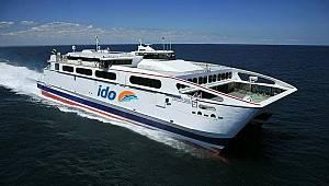 İDO Tekirdağ'dan Adalara Sefer Başlatıyor