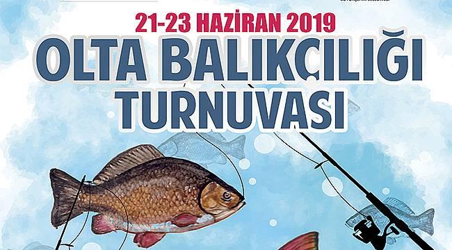 Olta Balıkçılığı Turnuvası Düzenlenecek