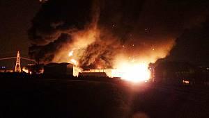Çorlu'daki O Yangını PKK Üstlendi