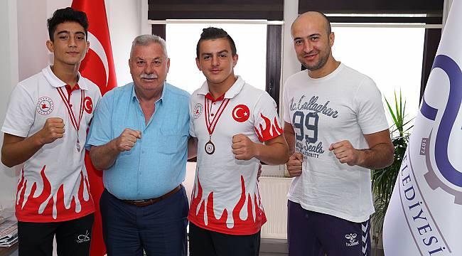 Çorlulu Wushu Kung Fu Sporcuları Balkan Üçüncüsü Oldu