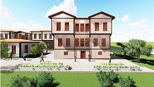 Ergene Belediyesinin Atatürk Evi Onaylandı