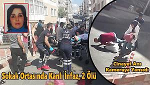 Sokak Ortasında Kanlı İnfaz, 2 Ölü