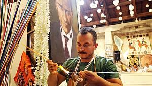 Türkiye'nin El Sanatları Ustaları Çorlu'da