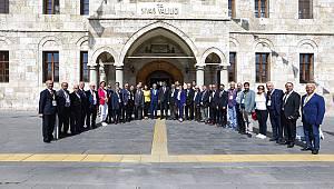 TGF Başkanlar Konseyi Sivas'ta Başladı