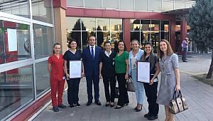 Özel Çorlu Vatan Hastanesi Başarısına Başarı Kattı