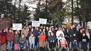 Başkan Kadir Albayrak'ın 3 Aralık Dünya Engelliler Günü Mesajı