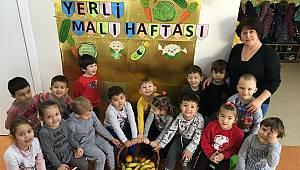 Beren Bebek Oyun Evinde Yerli Malı Haftası Kutlandı
