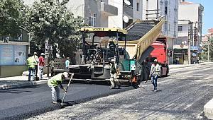 Büyükşehir'den Saray'a 5 Milyonluk Yatırım