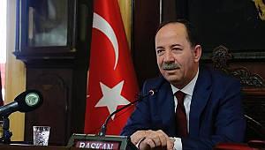 Edirne Belediye Başkanı Hakkında Dava Açıldı
