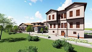 Ergene'de Atatürk Evi'nin Temeli Atılacak