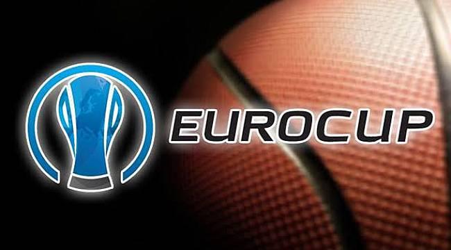 ULEB Avrupa Kupası'nda Son 16 Turu Grupları Belli Oldu
