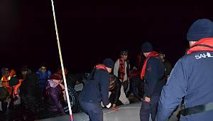 Afganistan Uyruklu 41 Düzensiz Göçmen Yakalandı