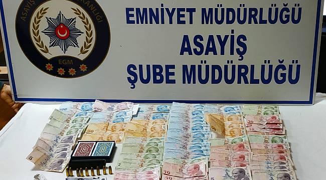 Balıkesir'de Kumar Operasyonu, 12 Gözaltı