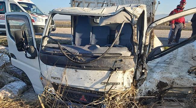 Balıkesir'de Trafik Kazası: 1 Ölü, 3 Yaralı